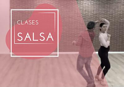 Cursos de salsa en parejas Zaragoza