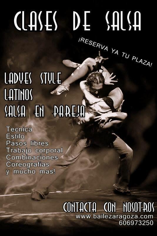 Clases Salsa Zaragoza