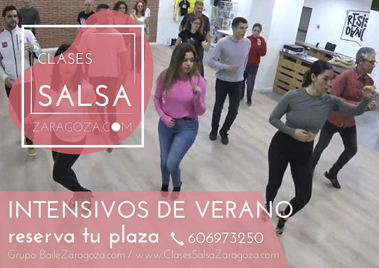 Clases y cursos de Salsa en Zaragoza